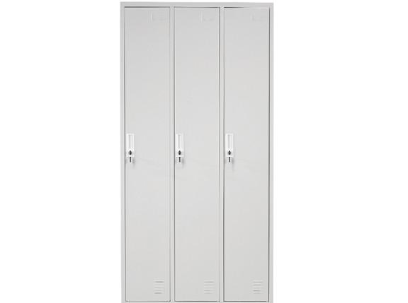 3-Door Uniform Locker