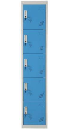 5-Tier Steel Locker