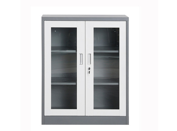 Medium Swing Glass Door Cupboard
