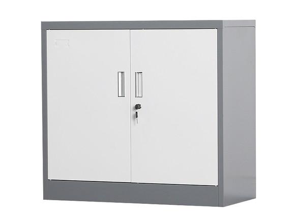 Low Swing Metal Door Cupboard