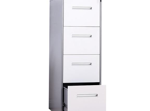 vertical 4-drawer file cabinet