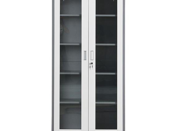 High Swing Glass Door Cupboard