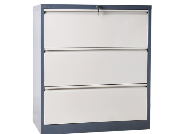 Lateral 3-Drawer File Cabinets