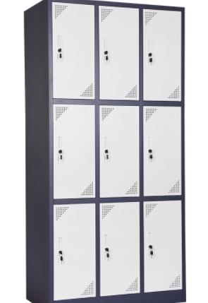 9- Door Uniform Locker