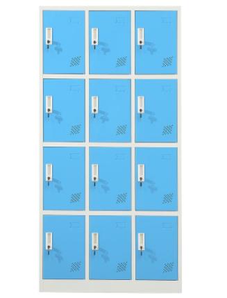 12 - Door Uniform Locker