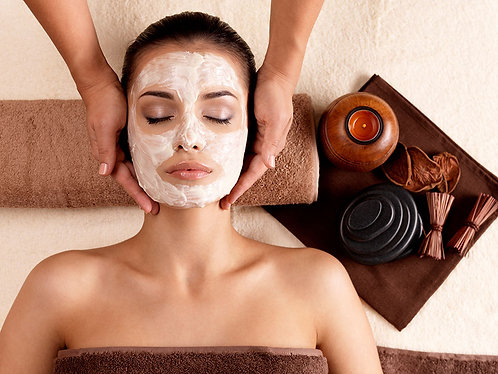 50mins Aromatic Facial
