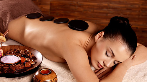 1hr Balinese Oil Massage + Hot Stone