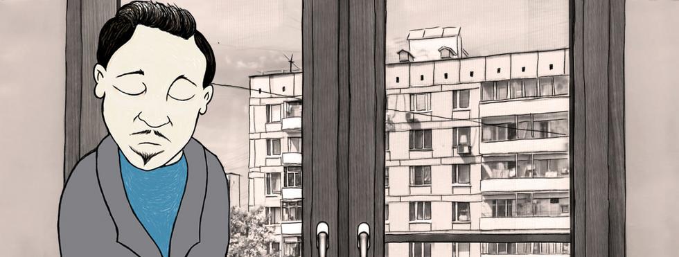 Which children matter - illustration & animation for documentary