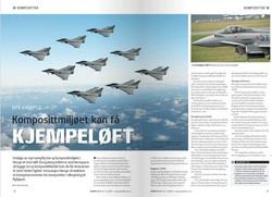 Plastforum Magazine - layout