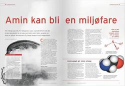 Prosessindustrien Magazine - layout