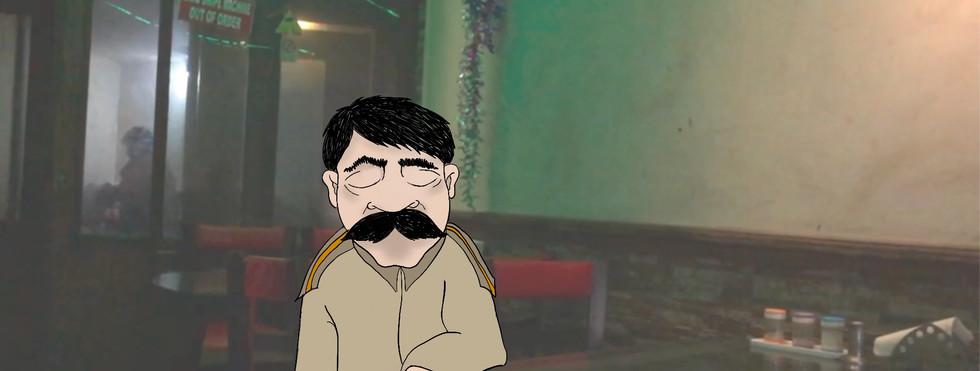 Kolkata Ghoststories - animated shortfilm