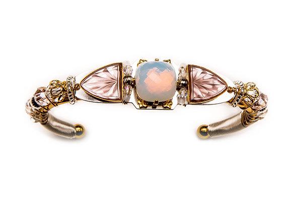 Athena Cuff-Pink