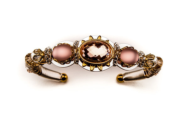 Lizcuff-Light Pink