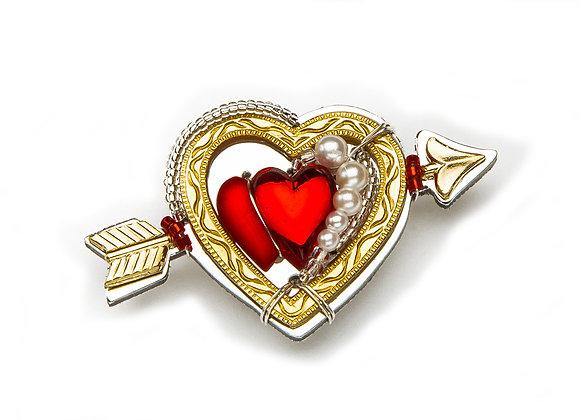 Love Grows Pin