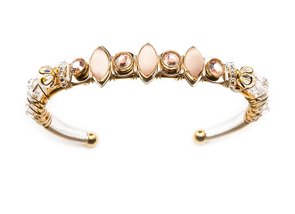 Cosmic Sisters Cuff-Pink