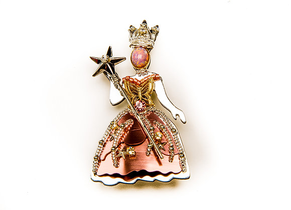 Glinda: Good Witch of the North Pin