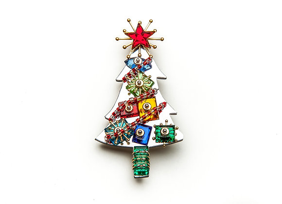 Sparkle Tree Pin