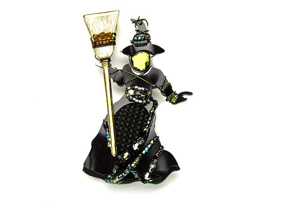 The Wicked Witch of the West Pin