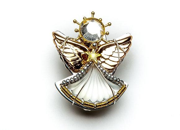 Little Angel Pin