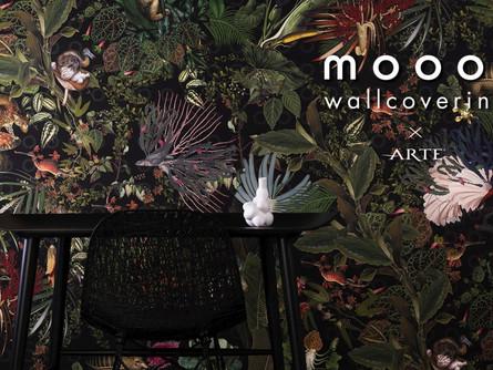 Moooi & Arte. Поєднання сильних світу цього.