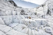 Carrara - мармур для творців.