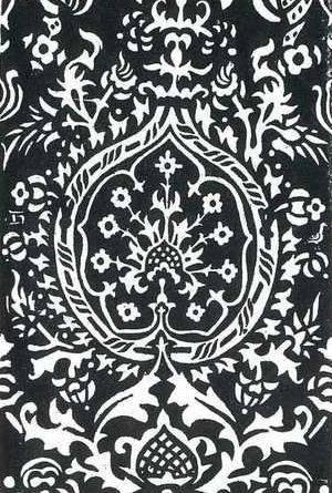 Фрагмент шпалер з Кембріджа. Англія. 1509 рік
