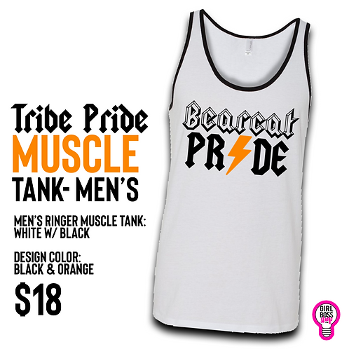Tribe Pride Muscle Tank