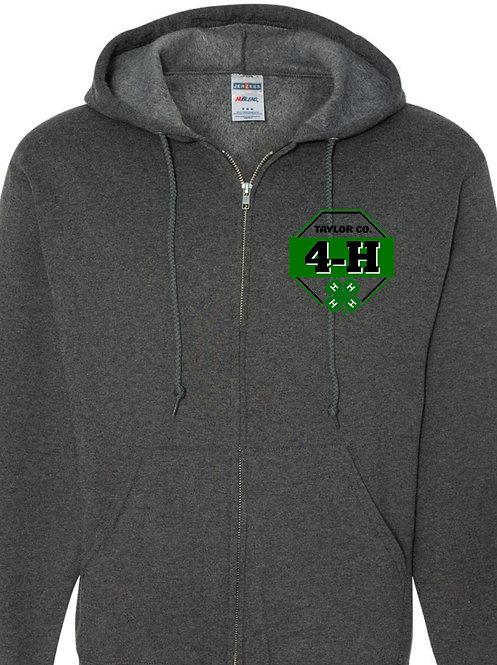 Taylor Co. 4-H Zip Hoodie
