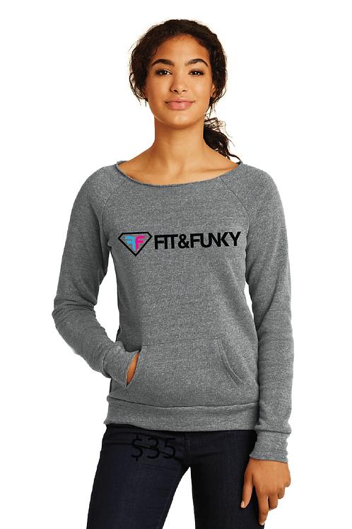 AA9582 Alternative Fleece Sweatshirt