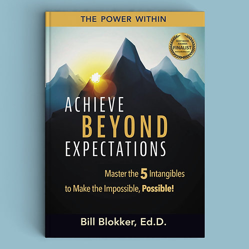 Achieve Beyond Expectations Book