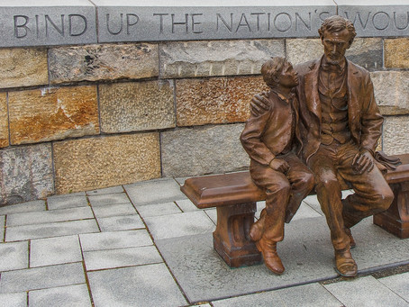Abraham Lincoln: We Are All The Same