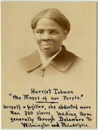 Harriet Tubman: We Will Be OK