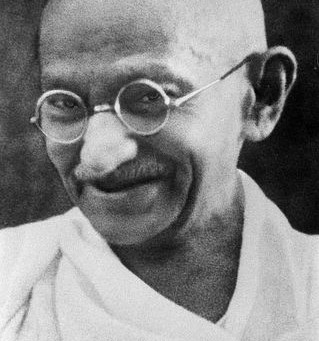 Mahatma Gandhi: In The Belly Of The Beast