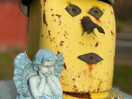 Archangel Michael: Jon Katz's Angel