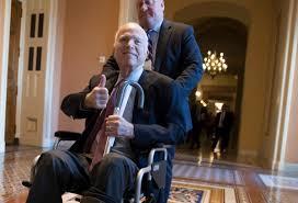 John McCain: Who's Having a Bad Day?