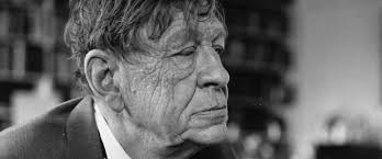 W. H. Auden: There Is No Such Thing As Time