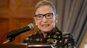 Ruth Bader Ginsburg: The Beauty Of The Law