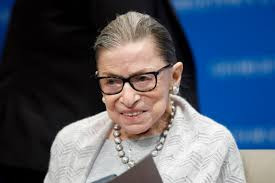 Ruth Bader Ginsburg: The Hierarchy Is Changing
