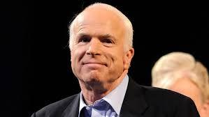 John McCain Weighs In