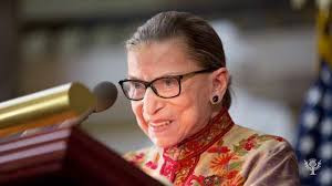 Ruth Bader Ginsburg: Coming Out From Under