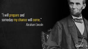 Abraham Lincoln: Change Is Happening