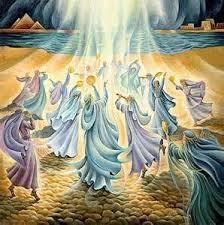 Jesus and Miriam: Bringing In The Light