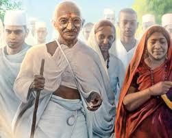 Gandhi: Shoulder to Shoulder