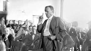 Clarence Darrow: What We Need Now