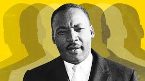 Martin Luther King, Jr.: Being Dead