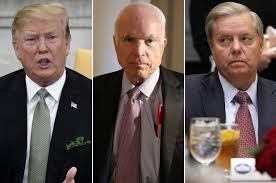 John McCain on Lindsey Graham