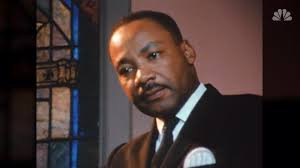 Martin Luther King, Jr.: Why me?