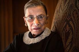 Ruth Bader Ginsburg: Opinions v. Lies