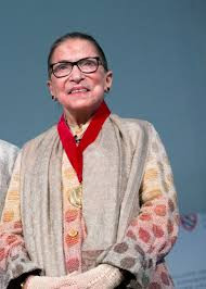 Ruth Bader Ginsburg:  What She Knows Now