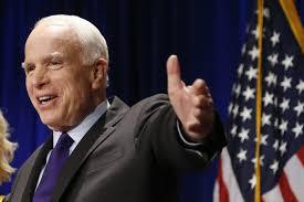 John McCain: Joy in Mudville Soon Enough